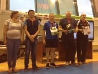 Победители 4-й этап Кубка Мира по новусу 2017 года среди мужчин