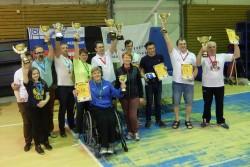Победители Чемпионата России по новусу 2017 года среди мужчин