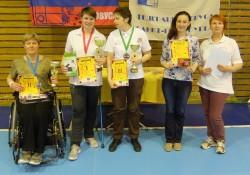 Победители Чемпионата России по новусу 2017 года среди женщин